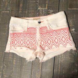 2 for $20! Roxy Denim Shorts